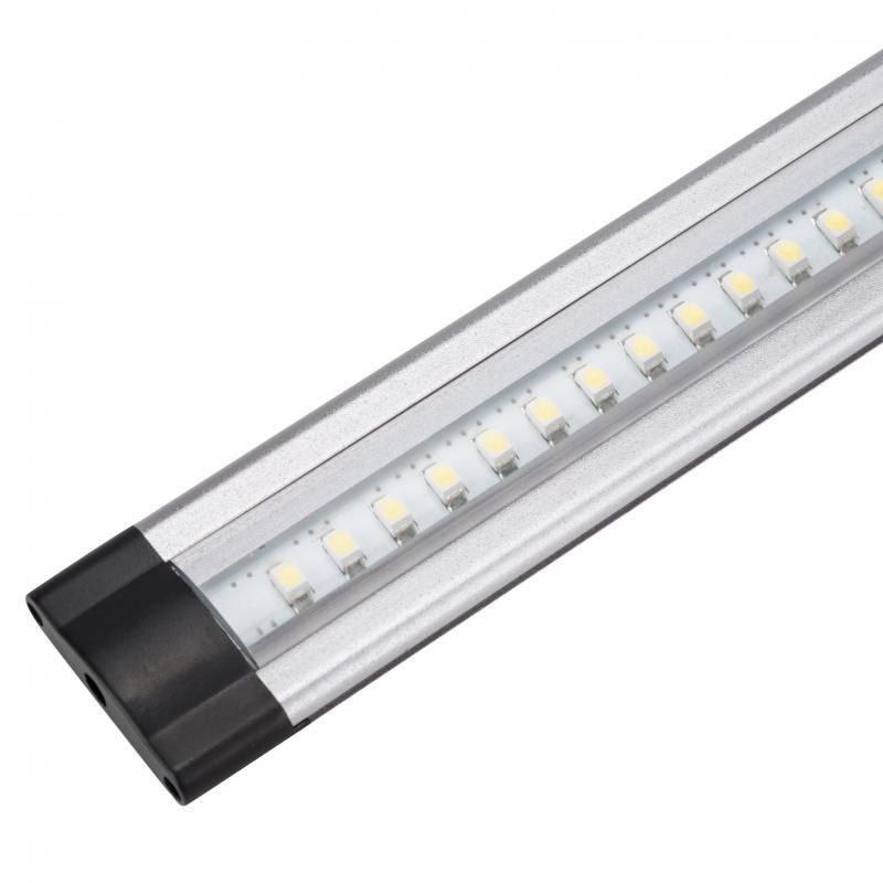 Luminaria LED Plana Estanterías 300Mm 3W 30.000H - Imagen 1