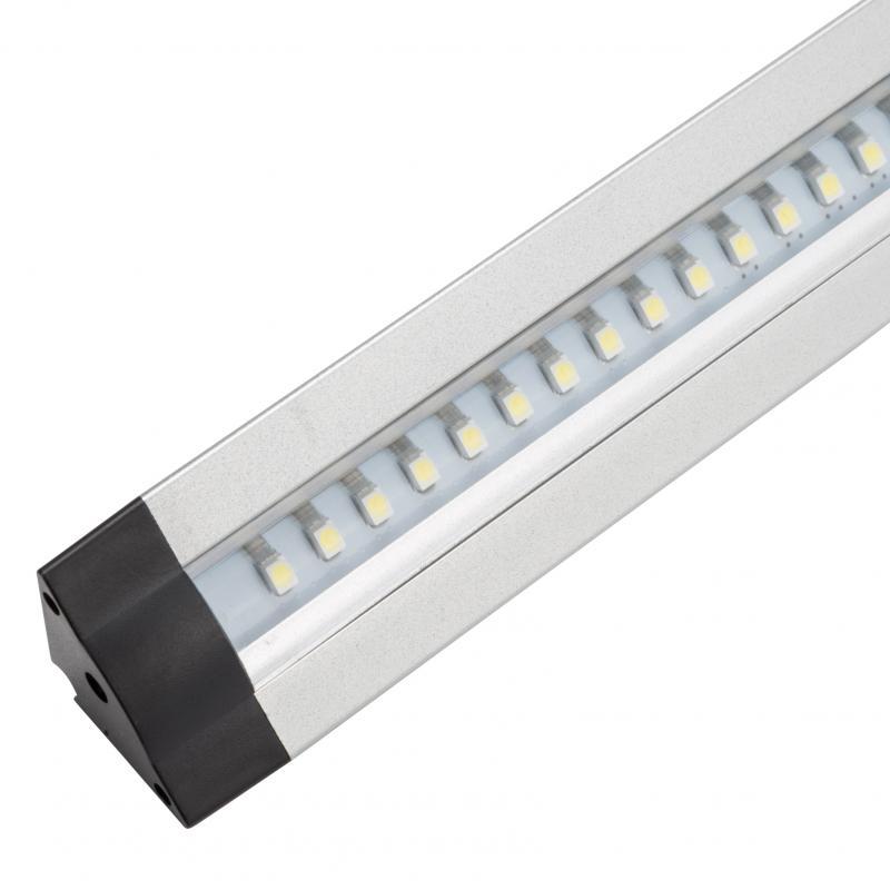 Luminaria LED Triangular Estanterías 300Mm 3W 30.000H - Imagen 1