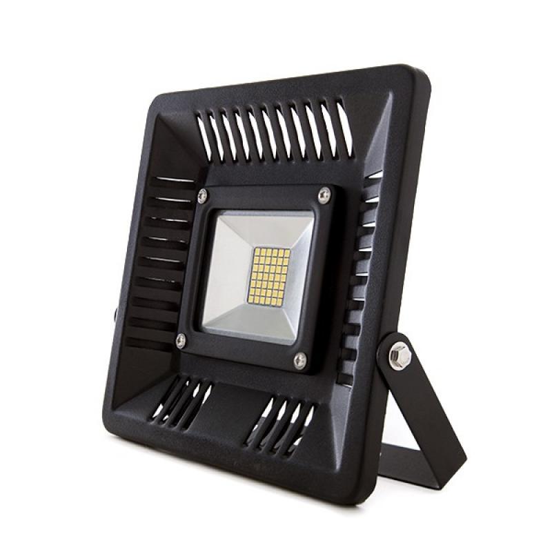 Foco Proyector LED IP65 LEDs Superslim 50W 4500Lm 30.000H - Imagen 1
