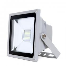 Foco Proyector LED IP65 SMD Brico 30W 3300Lm 30.000H - Imagen 1
