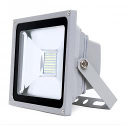 Foco Proyector Led para Exterior SMD BRICO 50W 5500lm 30.000H