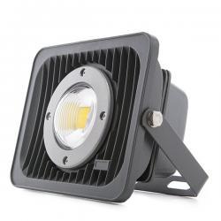 Foco Proyector LED IP65 Ángulo Reducido 30W 2400Lm 30.000H