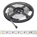 Tira LED 24VDC 300 xsmd 5050 5M RGB IP33 Interior