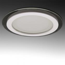 Foco Downlight  LED Circular con Cristal Ø160Mm 12W 900Lm 30.000H - Imagen 1