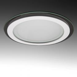 Foco Downlight LED Circular LED con Cristal Ø200Mm 18W 1500Lm 30.000H