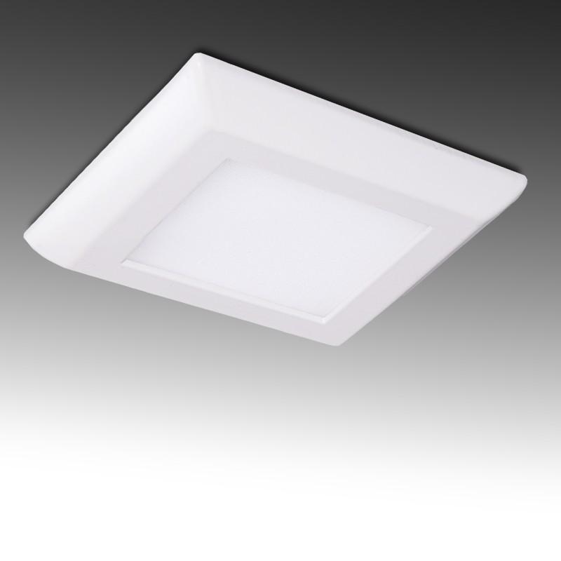 Placa Led Cuadrada STYLE 80 x 80mm 3W 230Lm 30.000H - Imagen 1