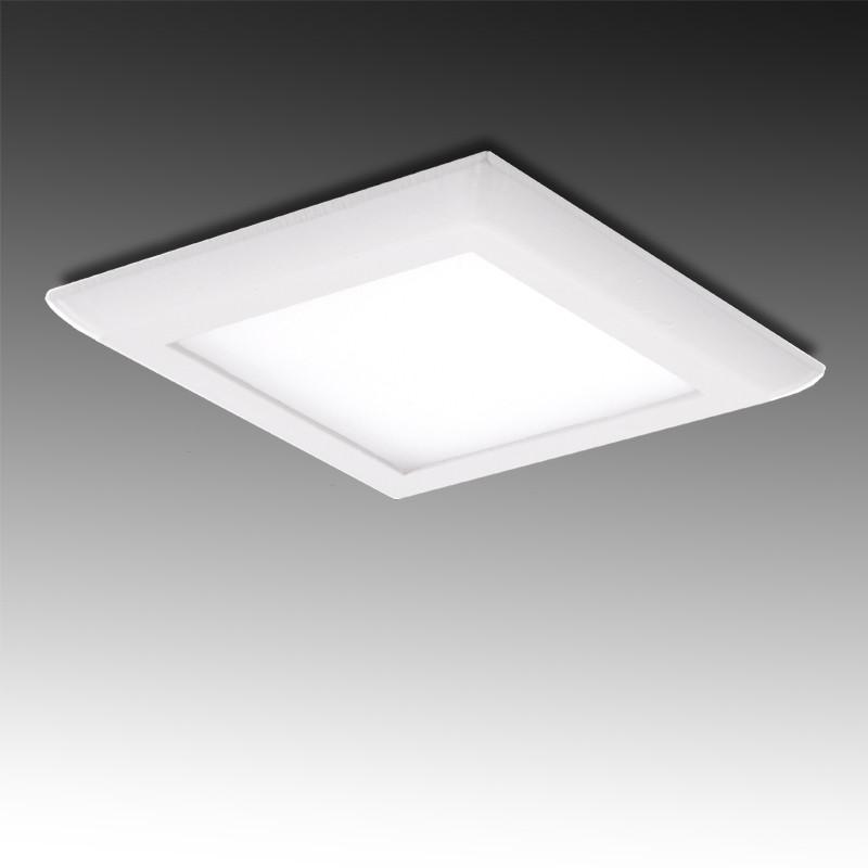 Placa Led Cuadrada Style 108 X 108Mm 6W 470Lm 30.000H - Imagen 1