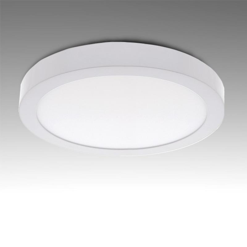 Plafón LED Circular Superficie Ø169Mm 12W 930Lm 30.000H - Imagen 1