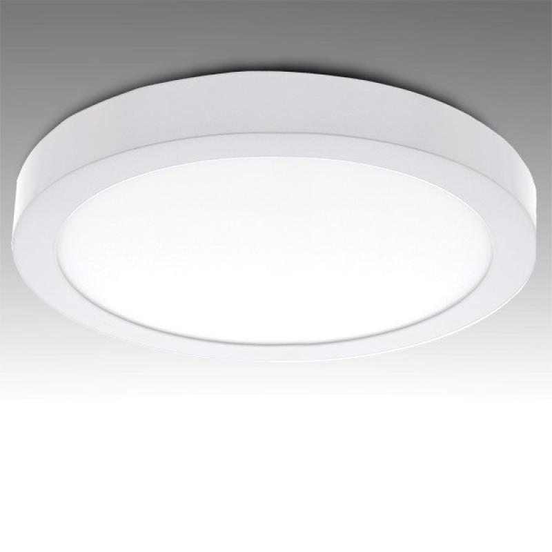 Plafón LED Circular Superficie Ø505Mm 36W 2700Lm 30.000H - Imagen 1