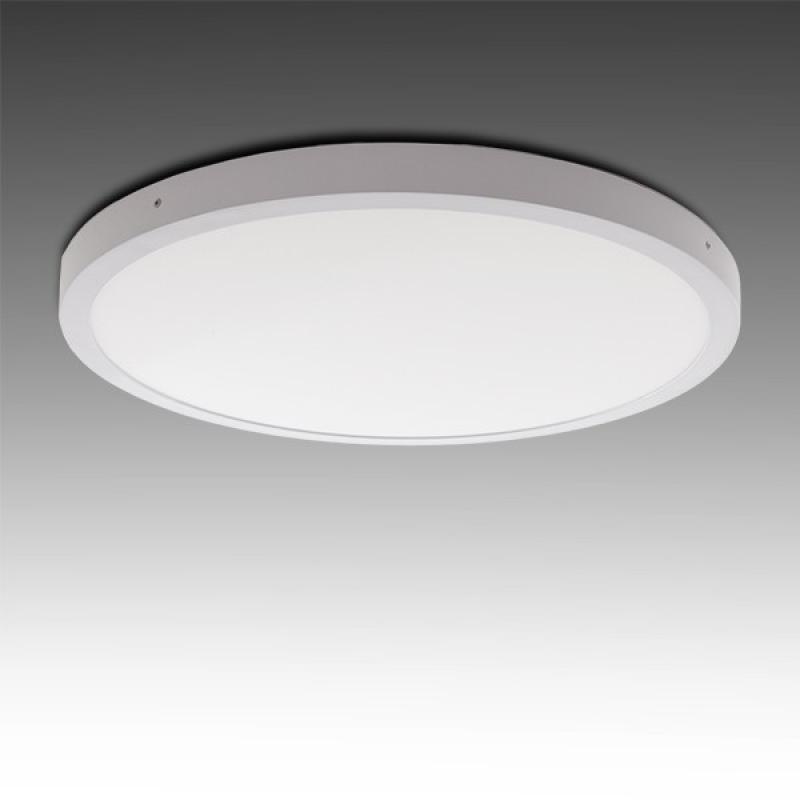 Plafón LED Circular Superficie Ø605Mm 48W 3600Lm 30.000H - Imagen 1