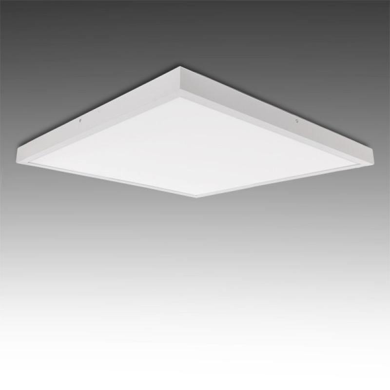 Plafón LED Cuadrado Superficie 600X600Mm 36W 2700Lm 30.000H - Imagen 1