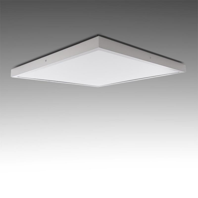 Plafón LED Cuadrado Superficie 600X600Mm 48W 3600Lm 30.000H - Imagen 1