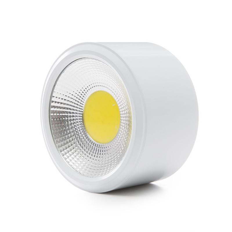 Foco Downlight de Superfice LED COB IP54 12W 960Lm 30.000H - Imagen 1