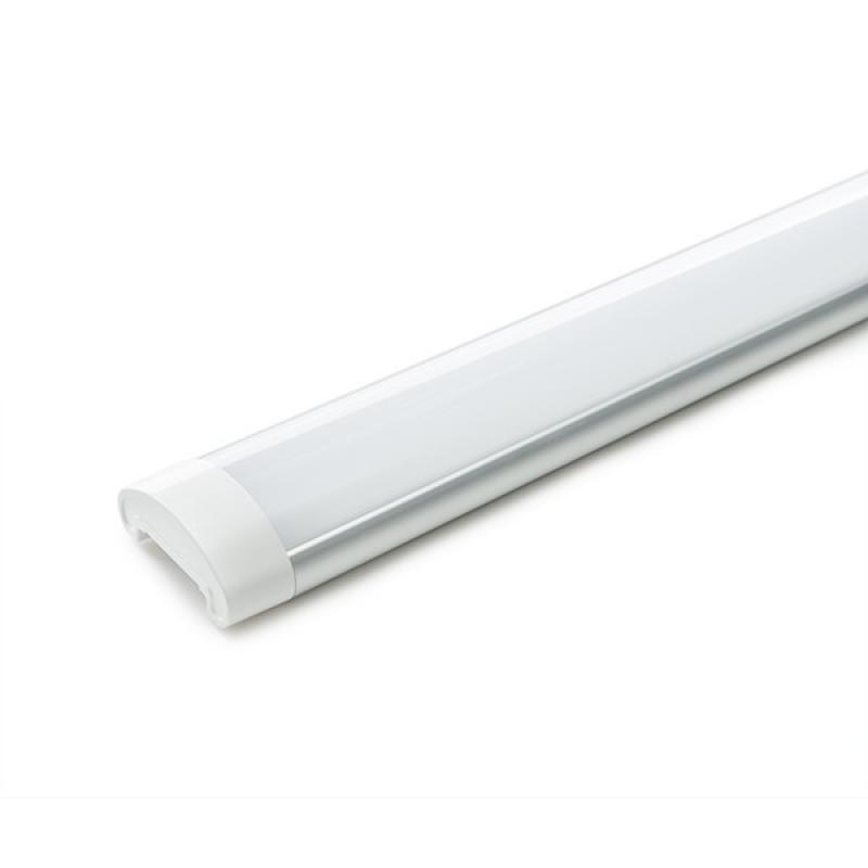 Luminaria LED Lineal Superficie 600Mm 20W 1800Lm 30.000H - Imagen 1