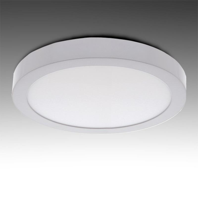 Plafón LED Circular Superficie Ø225Mm 12VDC 18W 1190Lm 30.000H - Imagen 1