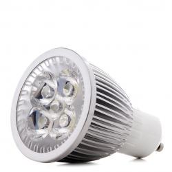 Bombilla LEDs GU10 5W 12VDC 400Lm 30.000H
