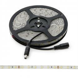 Tira LED 5M 300 LEDs 40W SMD2835 24VDC IP65