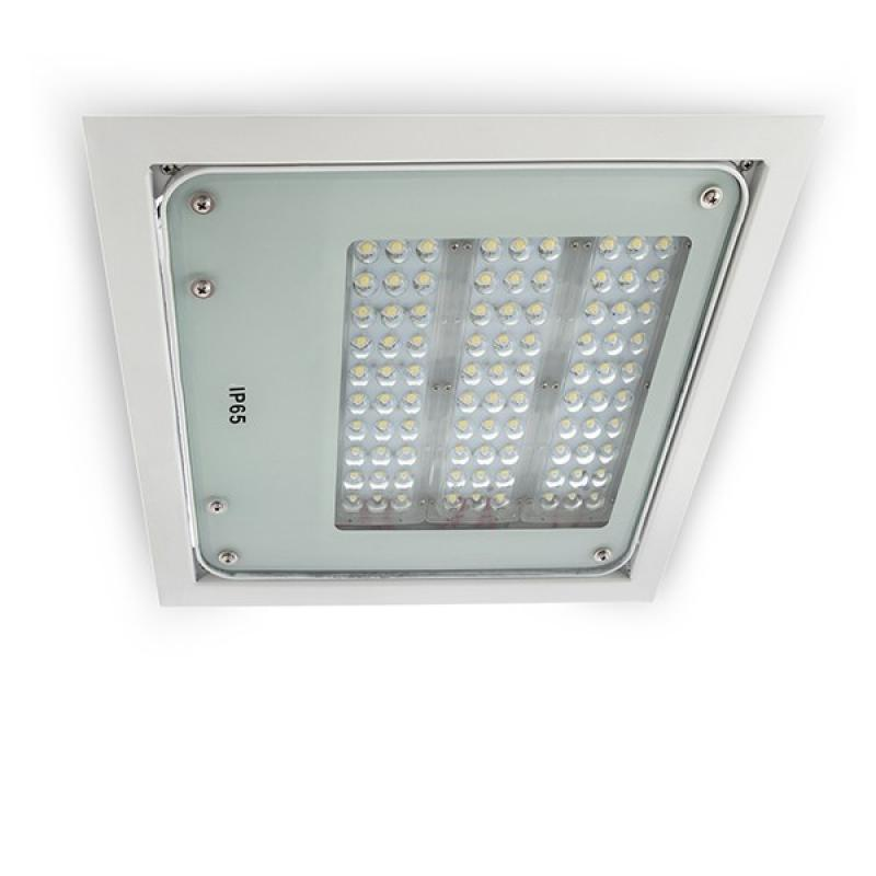 Foco Proyector LED IP65 Empotrable 80W 8000Lm 50.000H Especial Doseles - Imagen 1