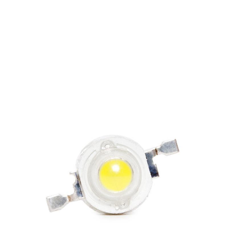 LED High Power 45X45 3W 220Lm 50.000H - Imagen 1