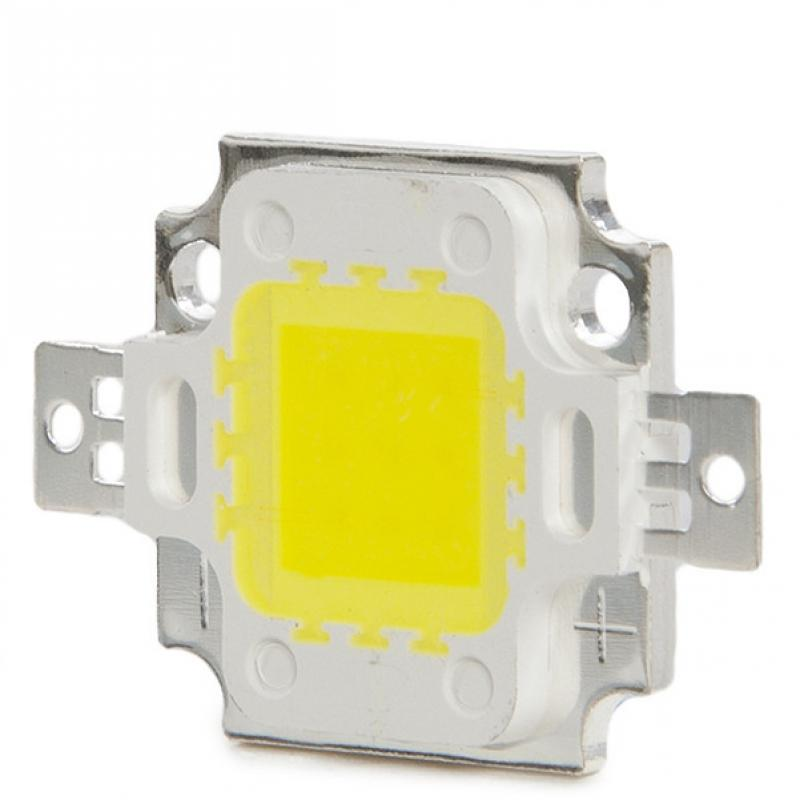 LED High Power COB30 10W 1000Lm 50.000H - Imagen 1