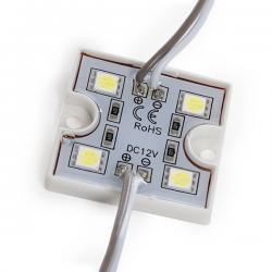 Módulo 4 LEDs SMD5050 1,44W - Imagen 1