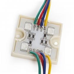 Módulo 4 LEDs SMD5050 1,44W