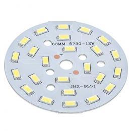 Módulo 24 LEDs Ø65Mm 12W 1200Lm 50.000H