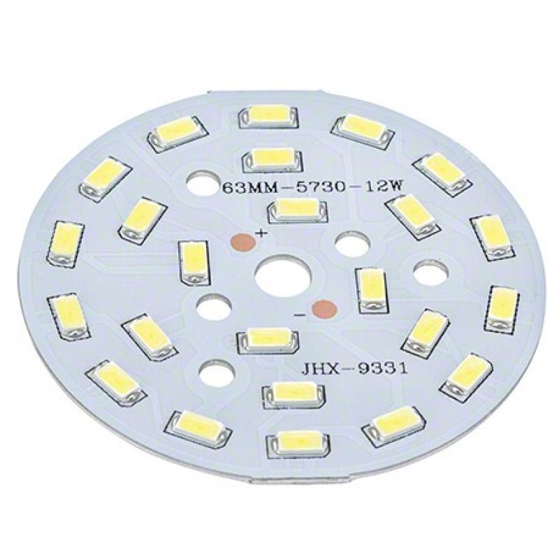 Módulo 24 LEDs Ø65Mm 12W 1200Lm 50.000H - Imagen 1