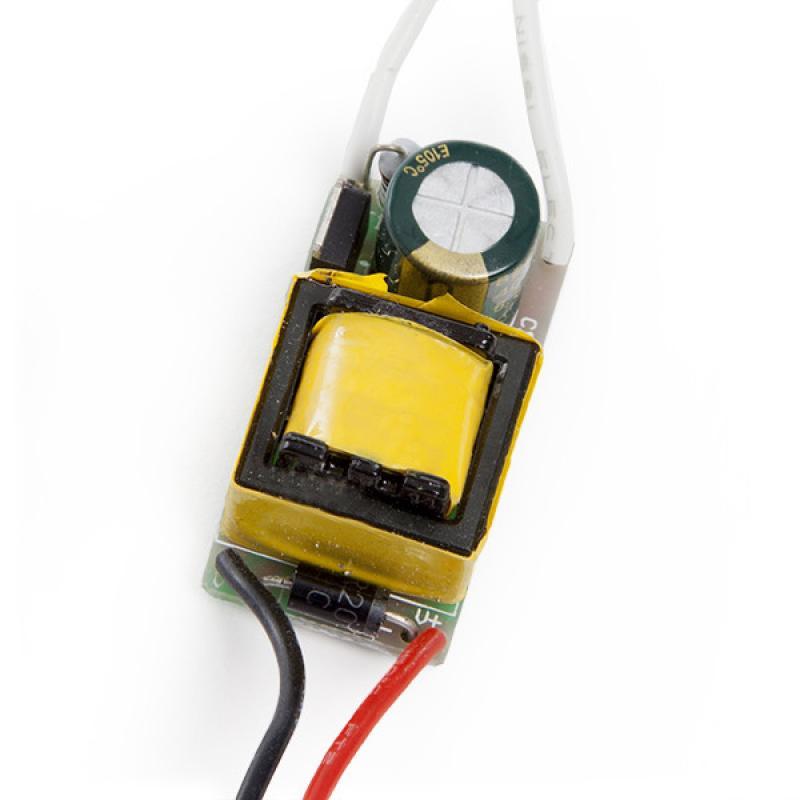 Driver LED Integrar 6-10W 18-32V 280-300Ma - Imagen 1