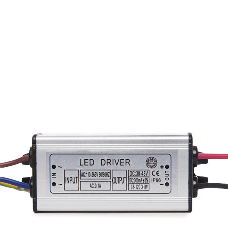 Driver No Dimable Foco Proyector LED 10W - Imagen 1