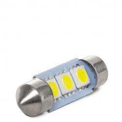 Bombilla Led Festoon Canbus Sv8,5 SMD5050 36Mm