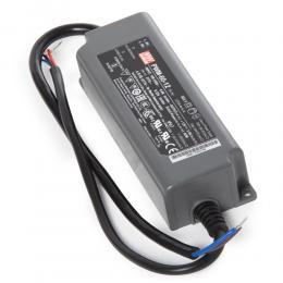 Transformador LED Meanwell 60W 230VAC/12VDC regulación 0-10V IP67 - Imagen 2