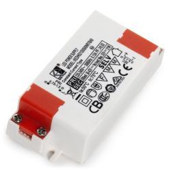Driver LED 20W 25-40VDC 500mA Foco Carril 20W-Kimera