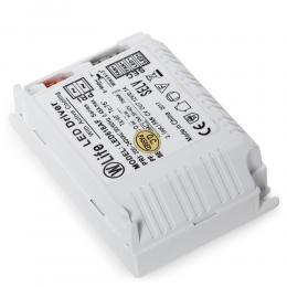 Driver LED 30W 33-42VDC 750mA  Foco Carril 30/45W-Kimera - Imagen 2