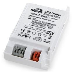 Driver LED 30W 30-43VDC 700mA Foco Carril 30W-Kimera