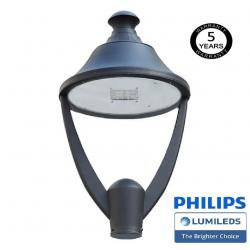 Farola LED 40W  VALLEY Philips Lumileds SMD 3030 165Lm/W - Imagen 1
