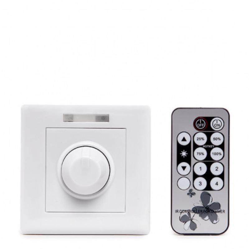 Dimmer/Mando Distancia 0-10V 10A 800W - Imagen 1