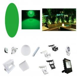Filtro Verde para Luminaria LED - Imagen 2