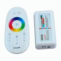Controladora RGB  DC 12-24V 6A*CH para Tiras LED - Imagen 2