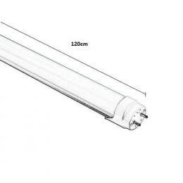 Tubo LED 18W Aluminio 180º 120cm - Imagen 2