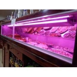 Tubo LED 23W 150Cm Rosa Especial Carnicerías - Imagen 2