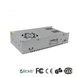 Fuente Alimentación 12V 500W - Aluminio IP20 - Imagen 2