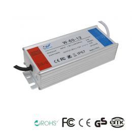 Fuente Alimentación 12V 60W 4A - Aluminio IP67 - Imagen 2
