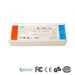 Fuente Alimentación 12V 100W 4.5 A - Aluminio IP67 - Imagen 2
