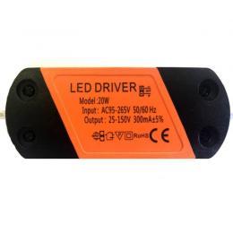 Driver para luminarias LED de 18W-20W  300mA - Imagen 2