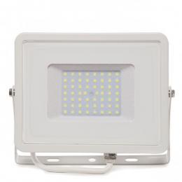 Foco Proyector LED Exterior Blanco  50W IP65 Elegance 3 años de garantia - Imagen 2
