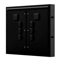 Pantalla electrónica LED Exterior Serie FIJA Pixel 8 RGB 7.37m2 (8 modulos) - Imagen 2