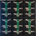 Pantalla Electrónica LED Interior Serie FIJA Pixel 5 RGB Full Color 1.22m2 (4 Modulos + Control) - Imagen 4