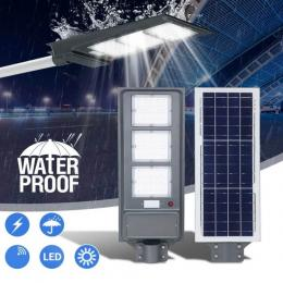 Farola LED 60W SOLAR ECO  EPISTAR con Sensor de Movimiento - Imagen 2
