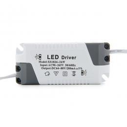 Foco Downlight LED Circular 24W 2160Lm 30.000H Corte 184Mm - Imagen 2